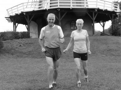 Jaap van den Berg loopt 120 marathons in 75 landen