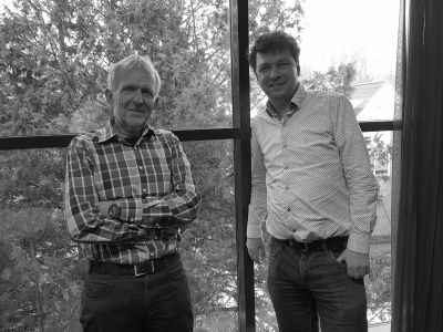 Roy Sheldon, 15 roerige jaren als directeur van Stichting Balans